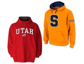 2 for $40 Mix and Match College Apparel Hoodies at Finish Line