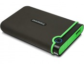 $61off Transcend StoreJet 25M3 1TB USB 3.0 Military-Grade HDD