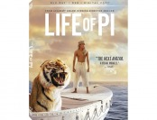 75% off Life of Pi (Blu-ray + DVD + Digital Copy)