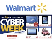 Walmart Cyber-Week Sale - Deals start now! While supplies last.