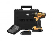 "$60 off Bostitch BTC400LB 18V Lithium 1/2"" Drill/Driver Kit"