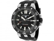 $545 off Swiss Legend Men's Challenger Textured Dial Watch