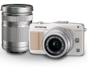 $449 off Olympus E-PM2 16MP Compact System Camera + 2 Lens