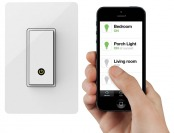 20% off Belkin WeMo Light Switch - Smartphone / Tablet Control