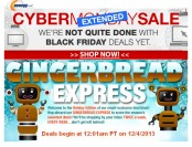 Newegg Cyber Monday Extended Sale - Several Great Deals