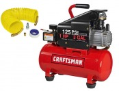 $60 off Craftsman 3 Gallon Air Compressor w/ Accessory Kit