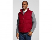$39 off Lands' End Men's Down Vest, Multiple Colors
