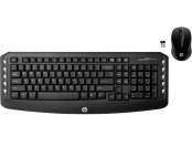 50% off HP Wireless Classic 2.4GHz Keyboard & Mouse Kit