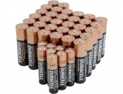 55% off Duracell 32 AA + 8 AAA Copper Top Alkaline Batteries