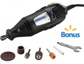 45% off Dremel 100-N/6 120V Rotary Tool + Bonus Accessories
