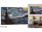 $122 off iCanvasART Classic Museum-Quality Canvas Art Prints