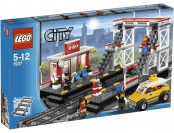 25% off LEGO City Train Station #7937