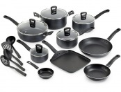 50% off T-fal 18-Piece Cookware Set