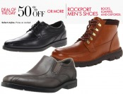 50% off or More Rockport Men's Shoes & Boots
