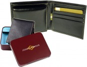 80% off Joseph Abboud Men's Leather Passcase Wallet