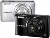 $90 off Olympus Stylus VG-165 Digital Camera, 14MP / 5x Zoom