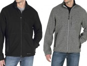 $125 off ExOfficio Consolo Men's Fleece-Wool Jacket, Full Zip