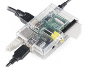 18% off Raspberry Pi with Clear Case by EasyAsPi