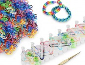 65% off Crazy Loom Super Size 3,126 Piece Set