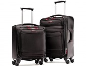 $470 off Samsonite Luggage Lightweight Two-Piece Set