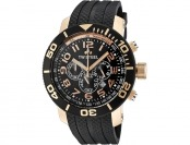 $470 off TW Steel TW92 Men's Grandeur Diver Chronograph Watch