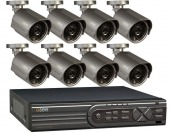 50% off Q-SEE Advanced 16-Ch 1TB Surveillance System & 8 Cameras