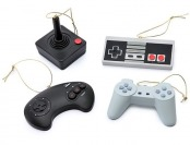 50% off Classic Video Game Controller Ornament Set