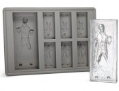 77% off Star Wars Han Solo in Carbonite Ice Cube Tray