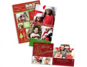 Christmas Photo Greeting Cards for 28 Cents