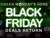 Green Monday is Here: Black Friday Deals Return at Newegg!