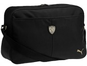 65% off Ferrari Messenger Bag, Black