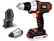 $30 off Black & Decker 20V Max Lithium-Ion Matrix 3-Tool Combo