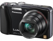 $177 off Panasonic Lumix ZS20 14.1 MP High Sensitivity Digital Camera
