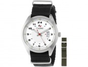 $144 off Calibre SC-4T1-04-001SC Trooper Swiss Men's Watch
