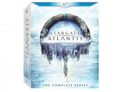 $140 off Stargate Atlantis: The Complete Series Blu-ray
