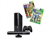 17% off Xbox 360 4GB Kinect Holiday Value Bundle w/ 2 Games