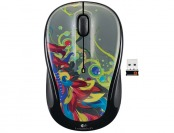 $20 off Logitech Wireless Mouse M325 (Tropical Feathers)