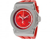 $745 off Invicta Akula/Reserve Chronograph Red Men's Watch