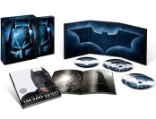 62% off The Dark Knight Trilogy (Blu-ray)