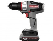 $80 off Craftsman 16496 Bolt-On 20V MAX Lithium Drill/Driver Kit