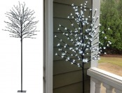 $75 off Eglo 6 ft. Indoor/Outdoor LED Tree
