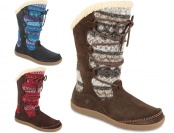 $70 off Acorn Crosslander Women's Comfort Boots (3 colors)