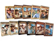 $350 off Rawhide: Six Season DVD Pack