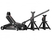 $65 off Craftsman 2-1/4 ton Floor Jack Set w/ 2-1/4 ton Jack Stands