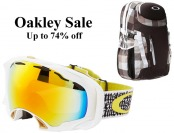 Up to 74% off Oakley Eyewear, Clothing & More