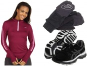 Up 65% off Asics Shoes, Clothing and Accessories