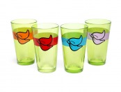 $12 off TMNT Minimalist Pint Glass Set