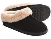 $50 off Acorn Klogs Sheepskin Women's Slippers