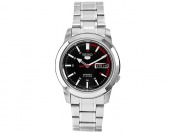 $125 off Seiko SNKK31 5 Stainless Steel Men's Watch