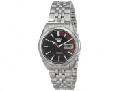 $127 off Seiko 5 Men's SNK375 Automatic Stainless Steel Watch